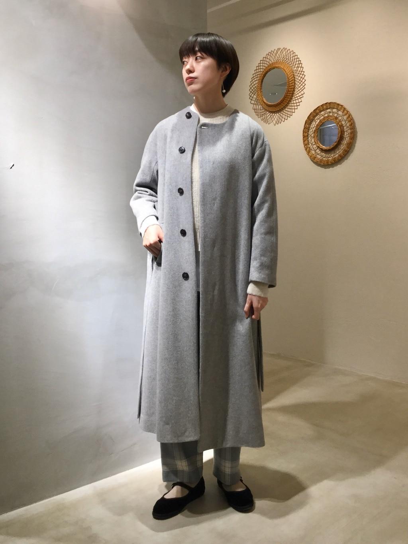 yuni ニュウマン横浜 身長:166cm 2020.11.25