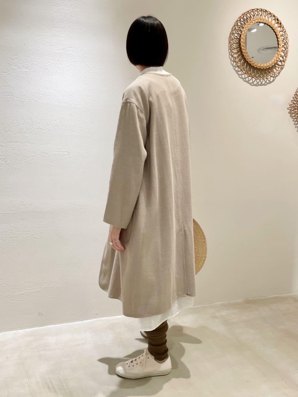 yuni ニュウマン横浜 身長:166cm 2021.09.12