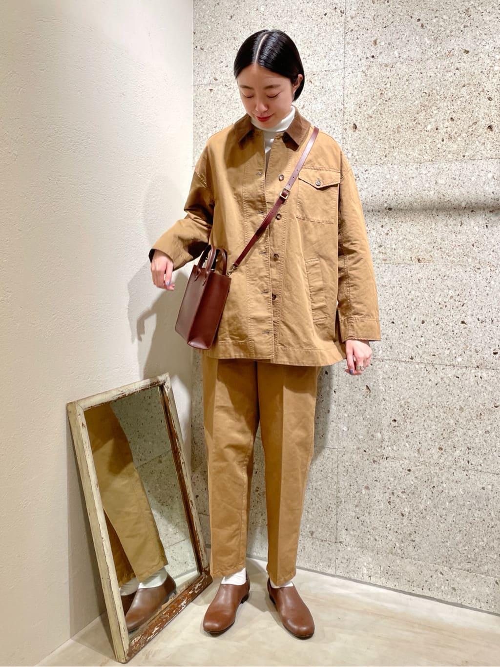yuni ニュウマン横浜 身長:166cm 2021.08.29