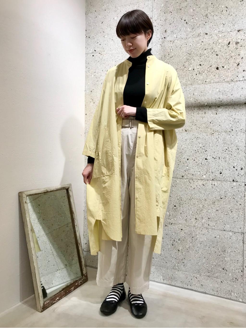 ニュウマン横浜 2021.01.13