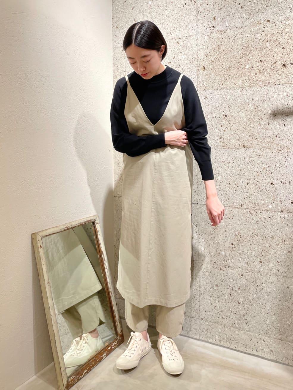 yuni ニュウマン横浜 身長:166cm 2021.09.01