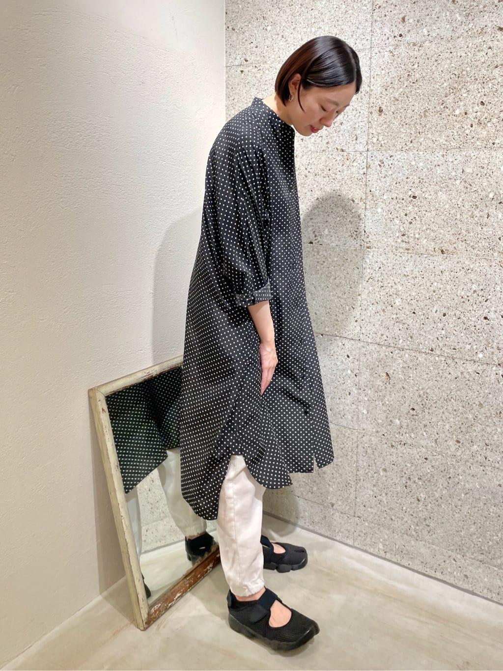 yuni ニュウマン横浜 身長:166cm 2021.08.06