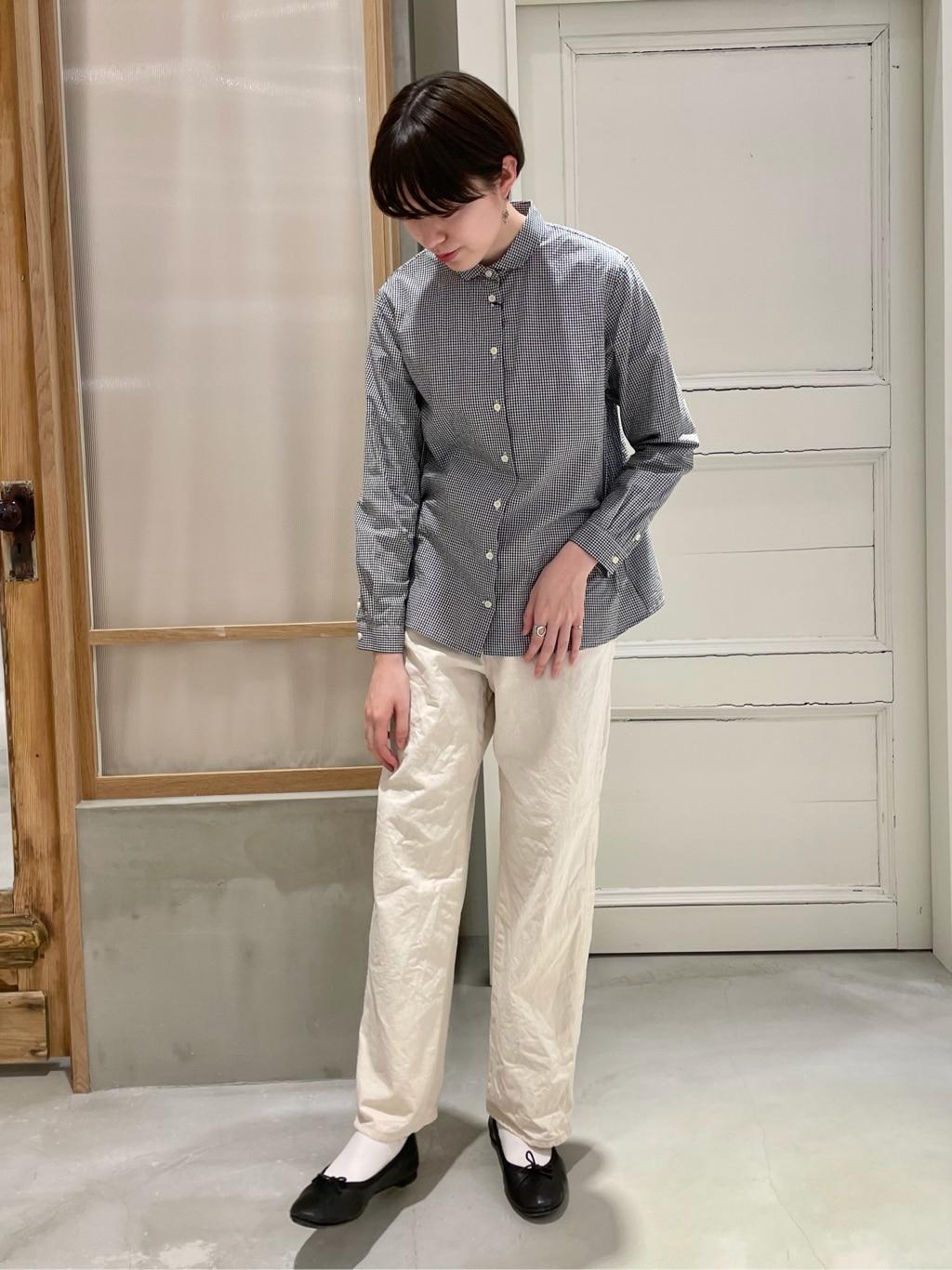 yuni ニュウマン横浜 身長:166cm 2021.02.21