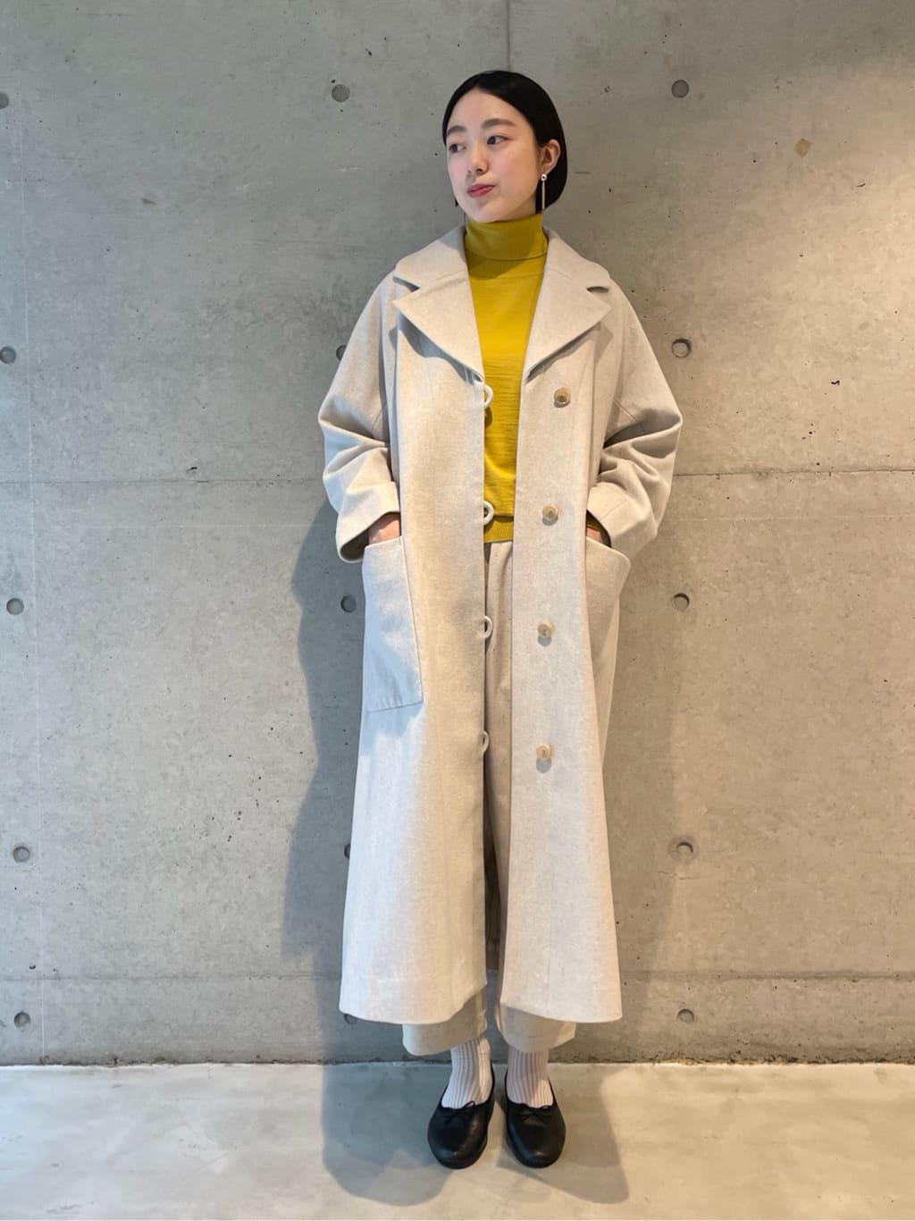yuni ニュウマン横浜 身長:166cm 2021.09.20