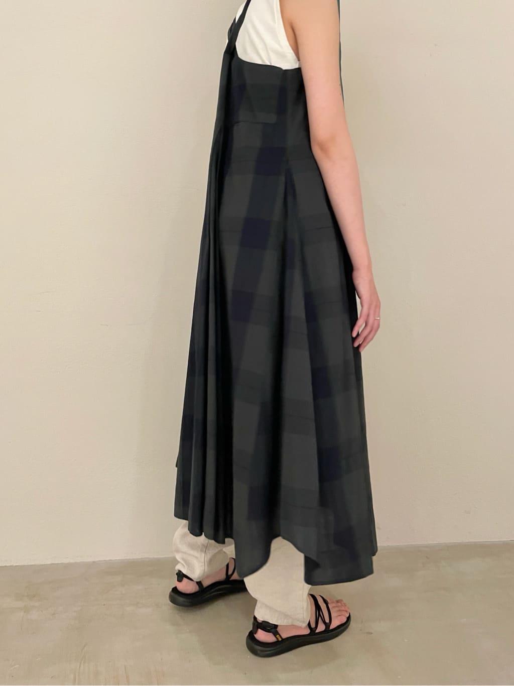 yuni ニュウマン横浜 身長:166cm 2021.06.17