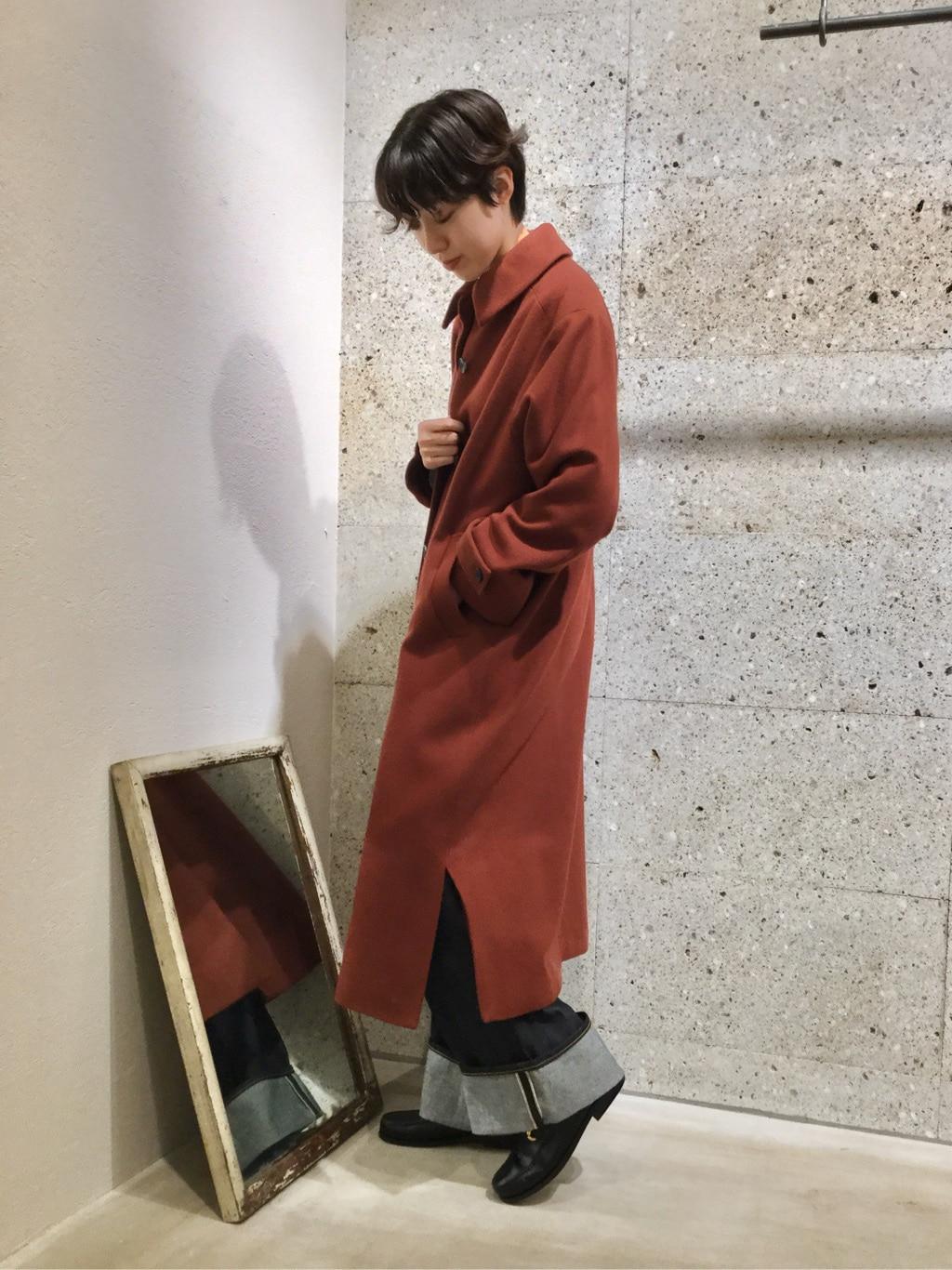 yuni ニュウマン横浜 身長:166cm 2020.09.30