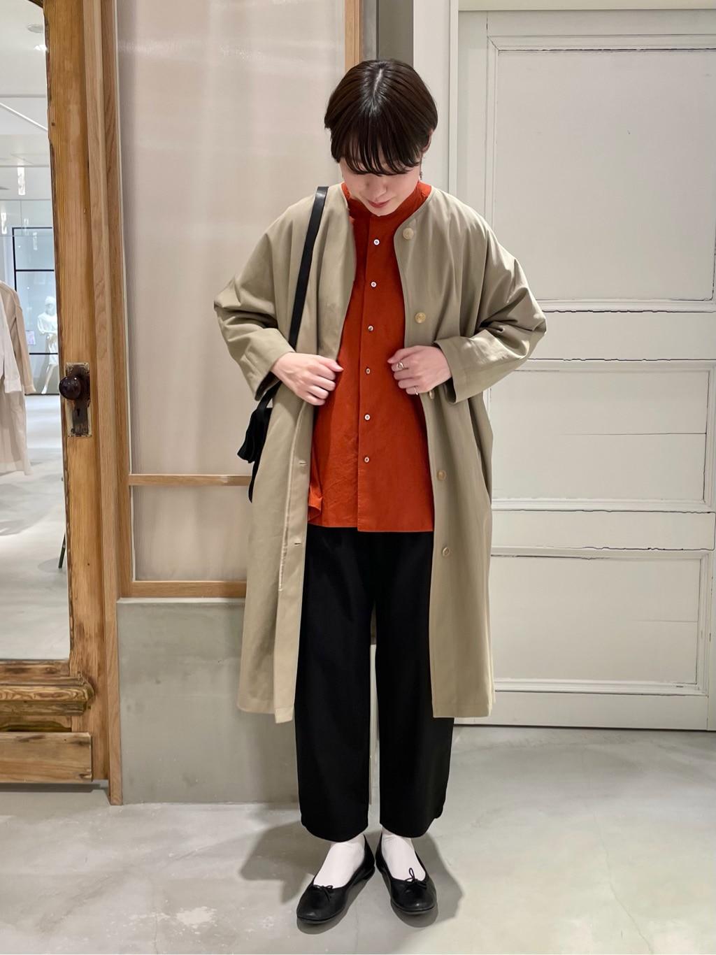 yuni ニュウマン横浜 身長:166cm 2021.02.20