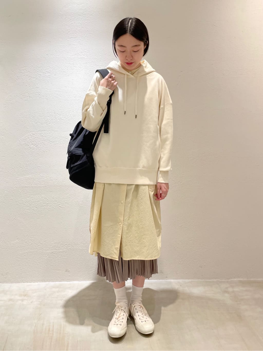yuni ニュウマン横浜 身長:166cm 2021.09.10