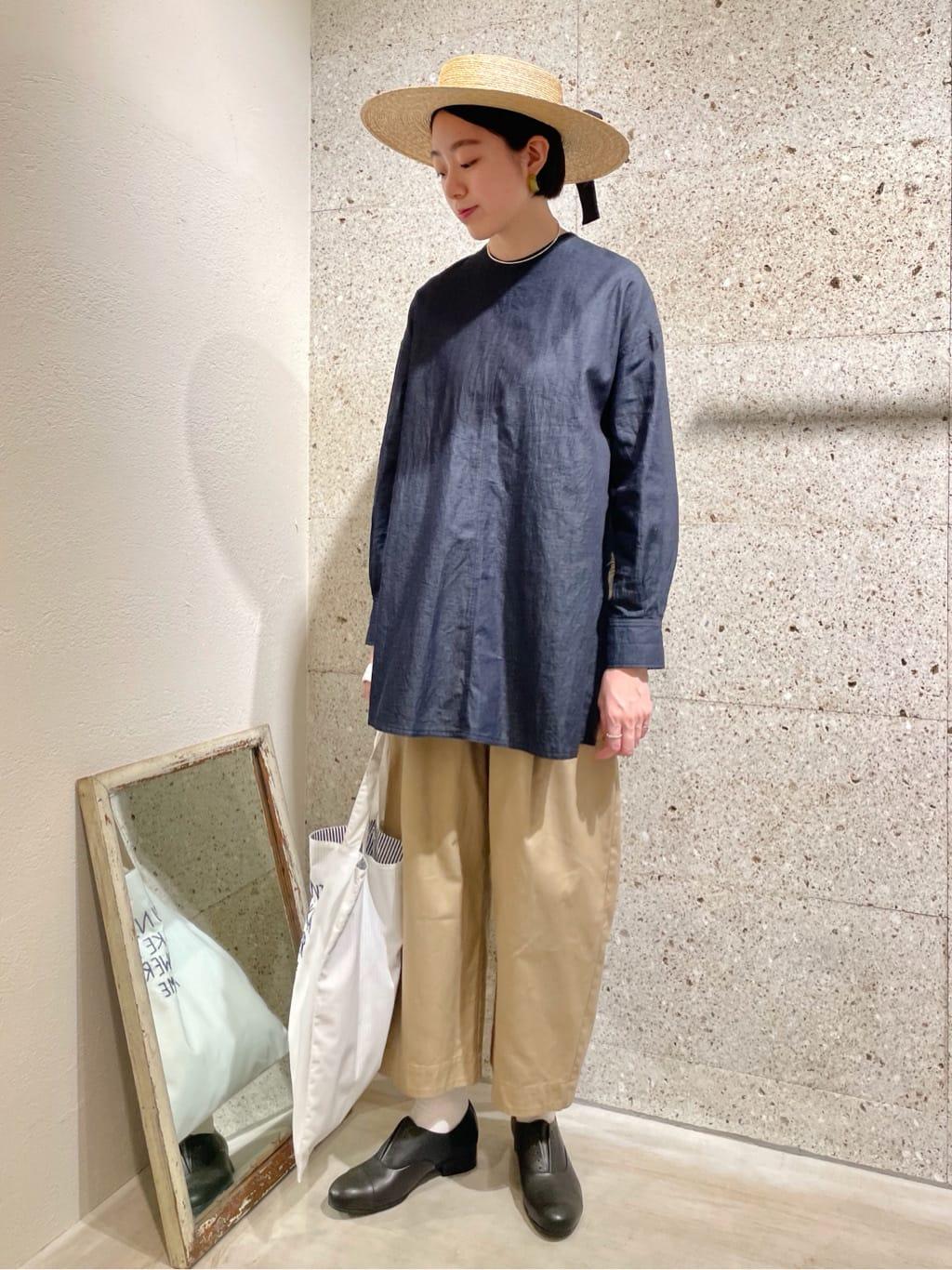 yuni ニュウマン横浜 身長:166cm 2021.08.13