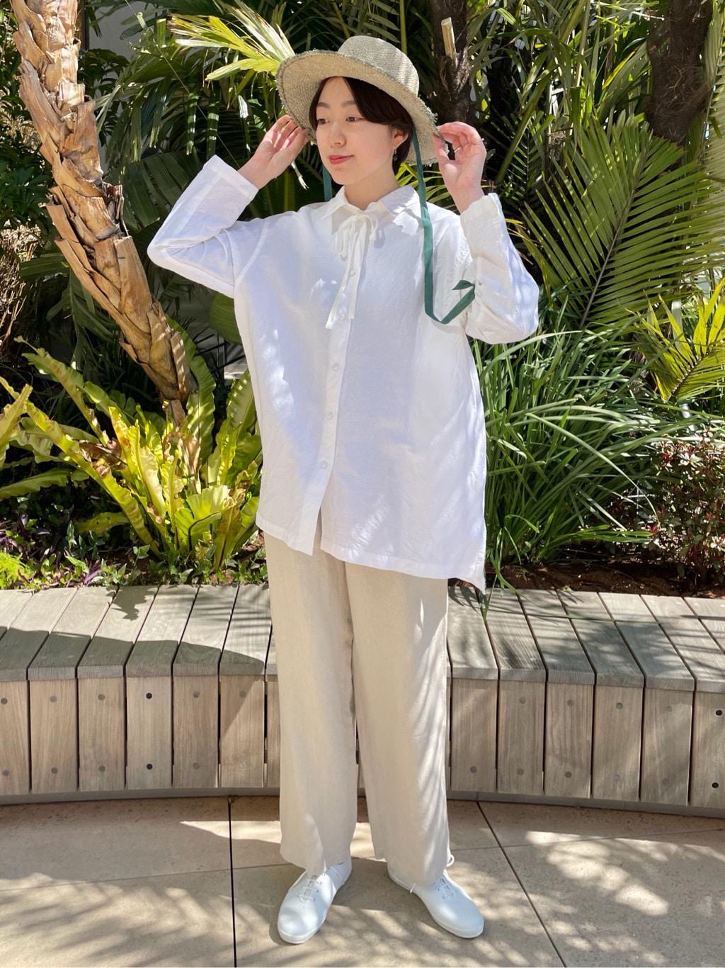 yuni ニュウマン横浜 身長:166cm 2021.03.19