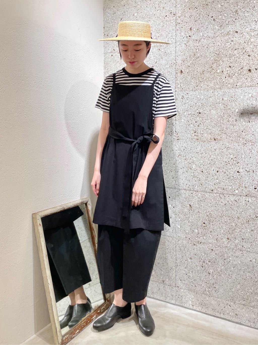 yuni ニュウマン横浜 身長:166cm 2021.09.02