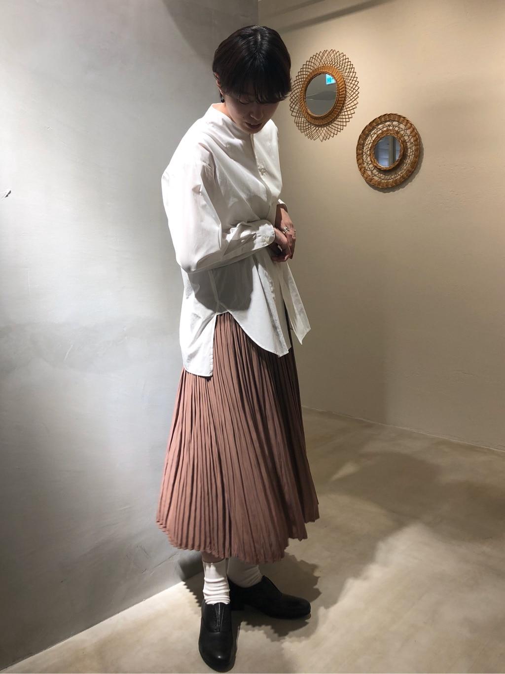 yuni ニュウマン横浜 身長:166cm 2020.09.07