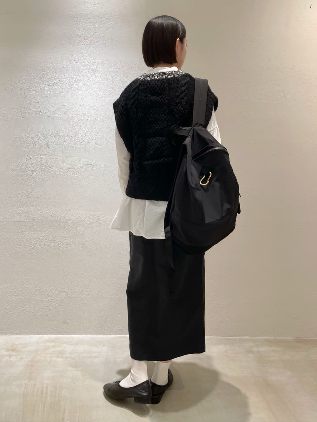 yuni ニュウマン横浜 身長:166cm 2021.09.07