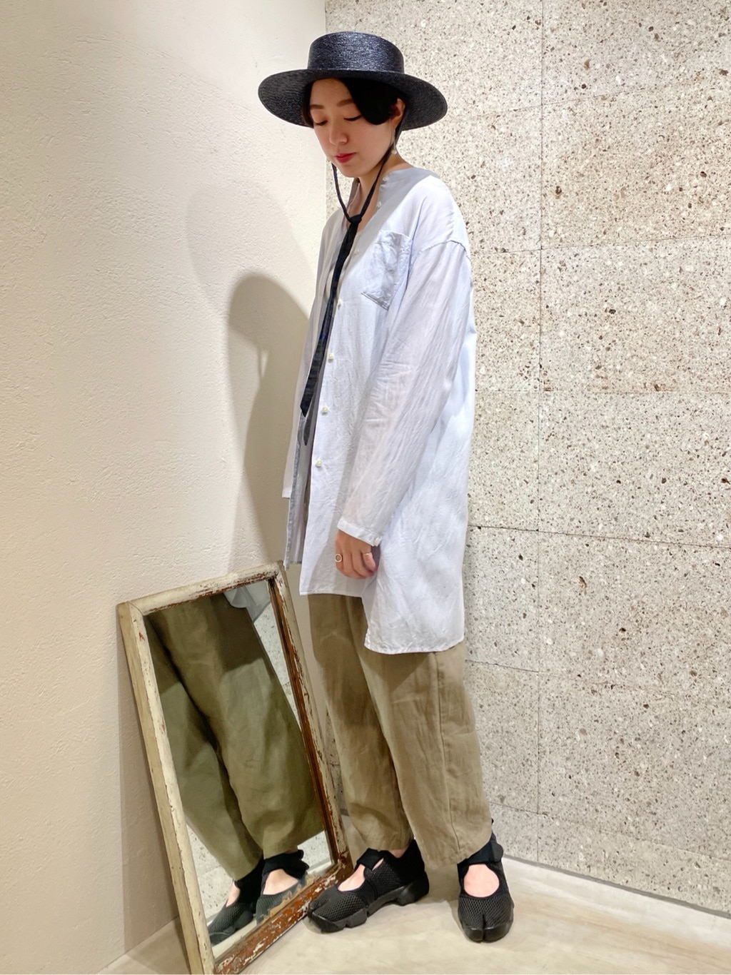 yuni ニュウマン横浜 身長:166cm 2021.05.19
