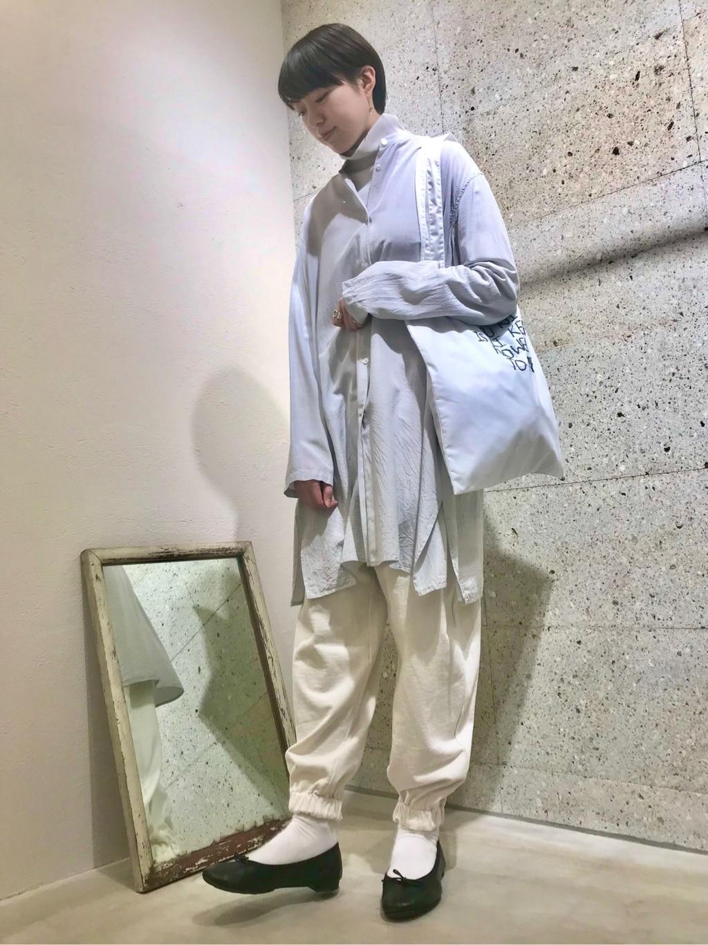 yuni ニュウマン横浜 身長:166cm 2021.01.21