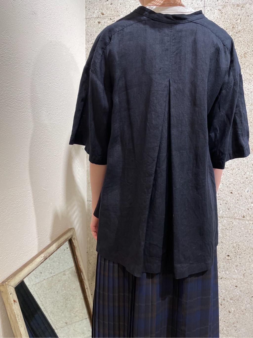 yuni ニュウマン横浜 身長:166cm 2021.05.11