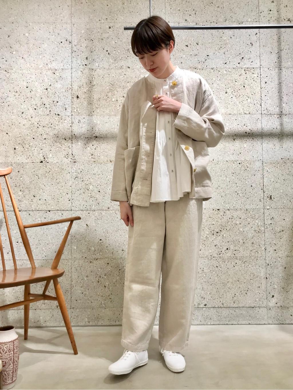 yuni ニュウマン横浜 身長:166cm 2021.02.11
