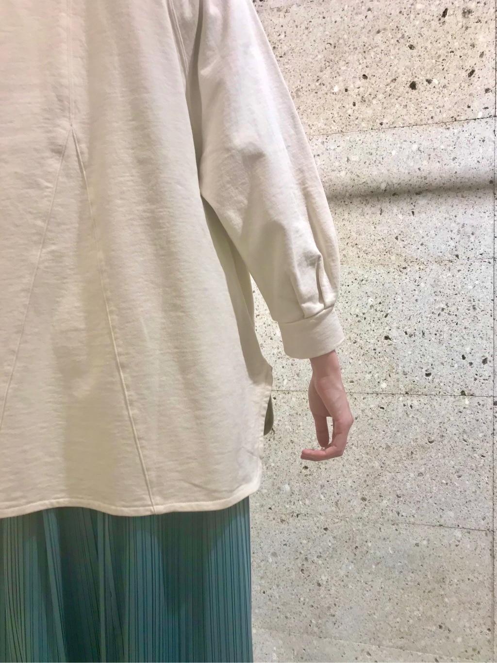 yuni ニュウマン横浜 身長:166cm 2021.01.22