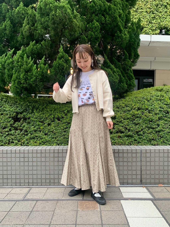 circle in circle ラフォーレ原宿 2021.04.20