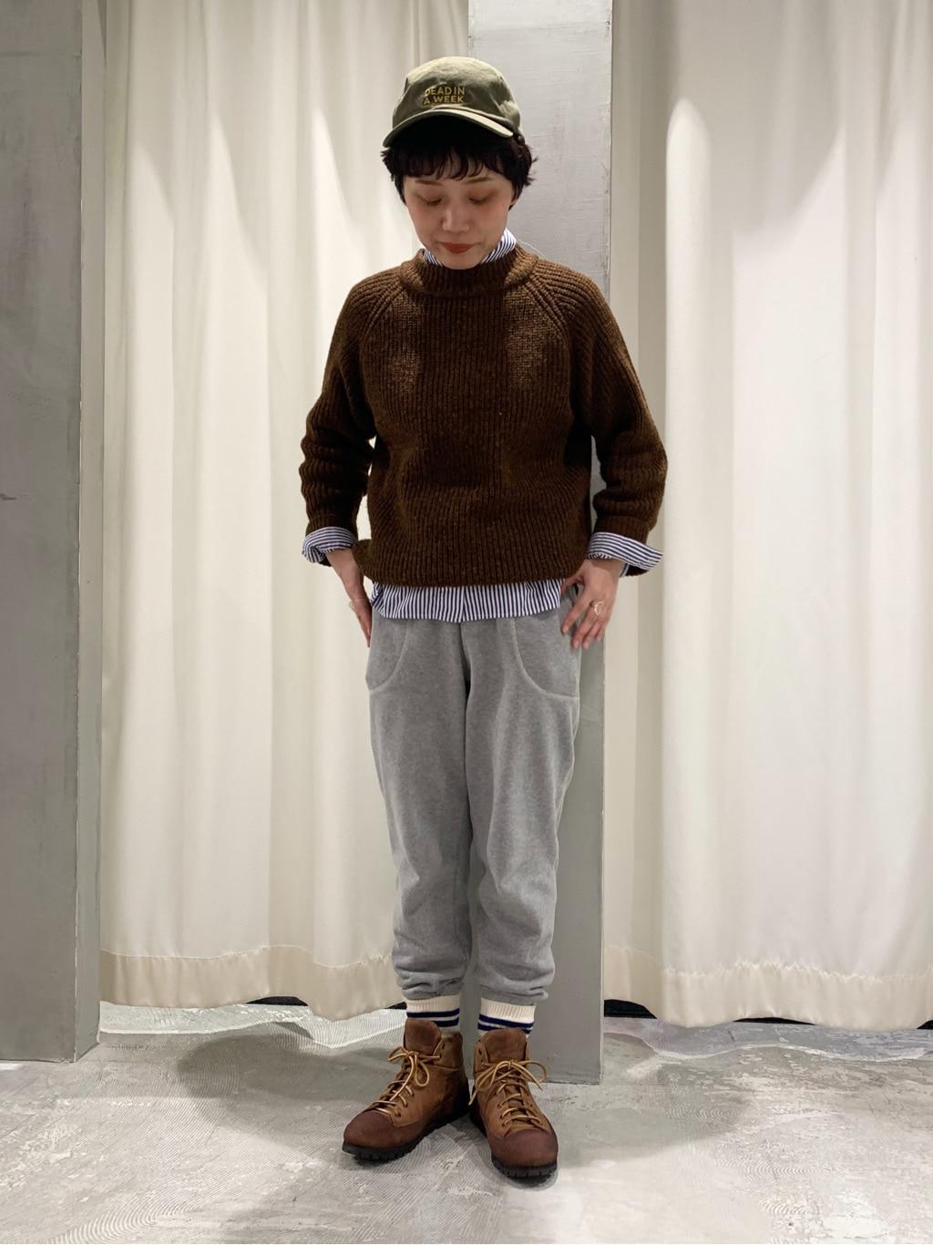 - PAR ICI CHILD WOMAN,PAR ICI ルミネ横浜 身長:160cm 2020.12.15