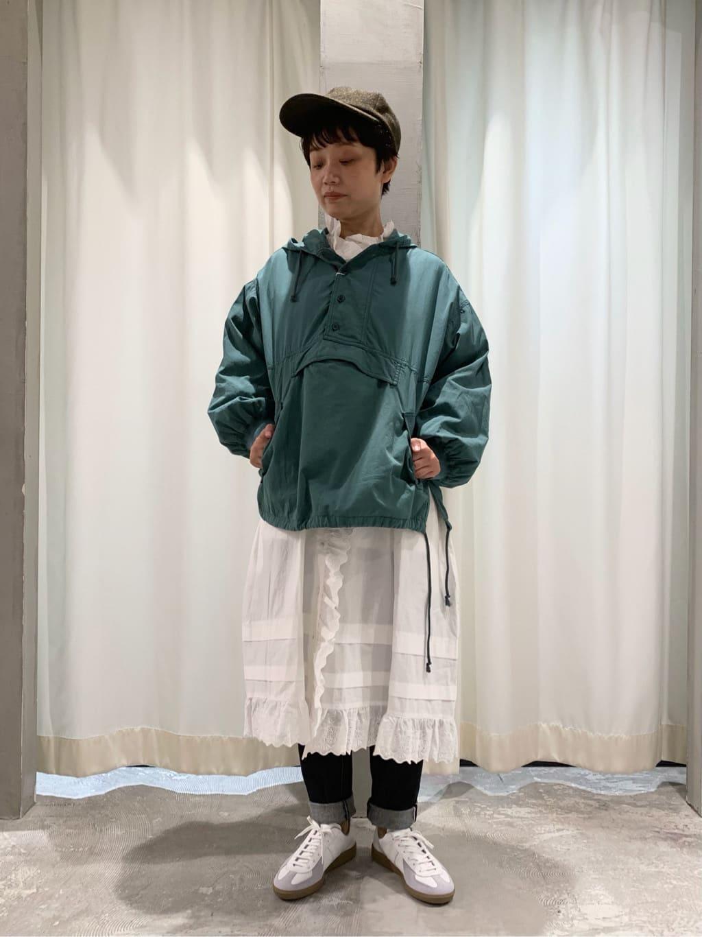 - PAR ICI CHILD WOMAN,PAR ICI ルミネ横浜 身長:160cm 2021.10.01