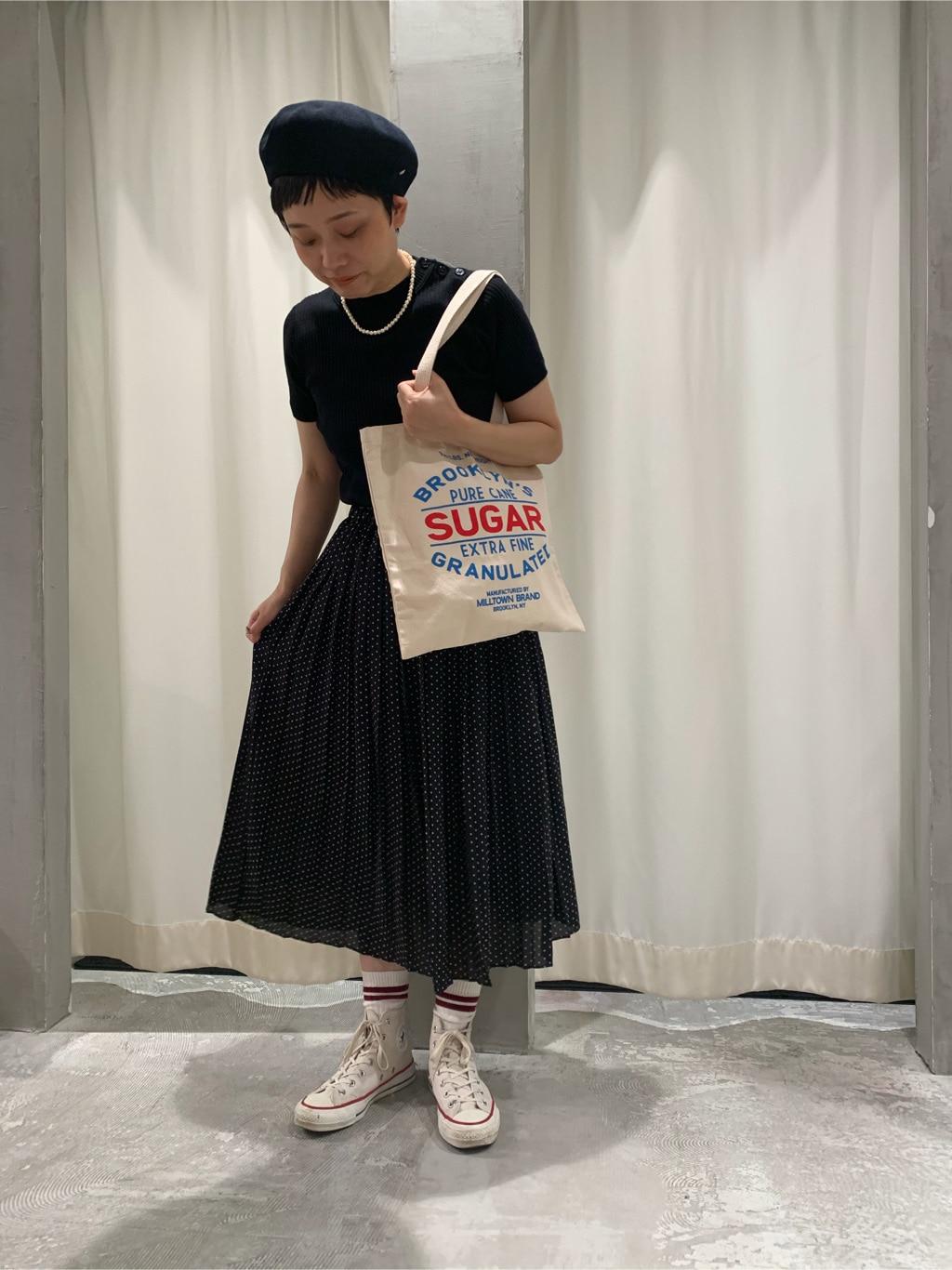 - PAR ICI CHILD WOMAN,PAR ICI ルミネ横浜 身長:160cm 2020.07.31