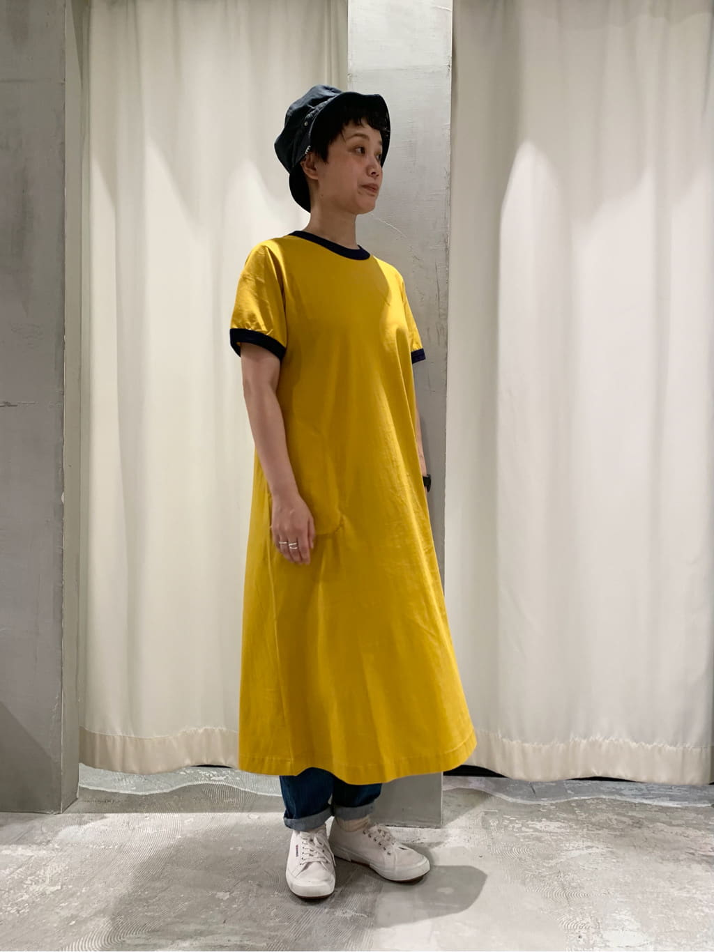 - PAR ICI CHILD WOMAN,PAR ICI ルミネ横浜 身長:160cm 2021.07.09