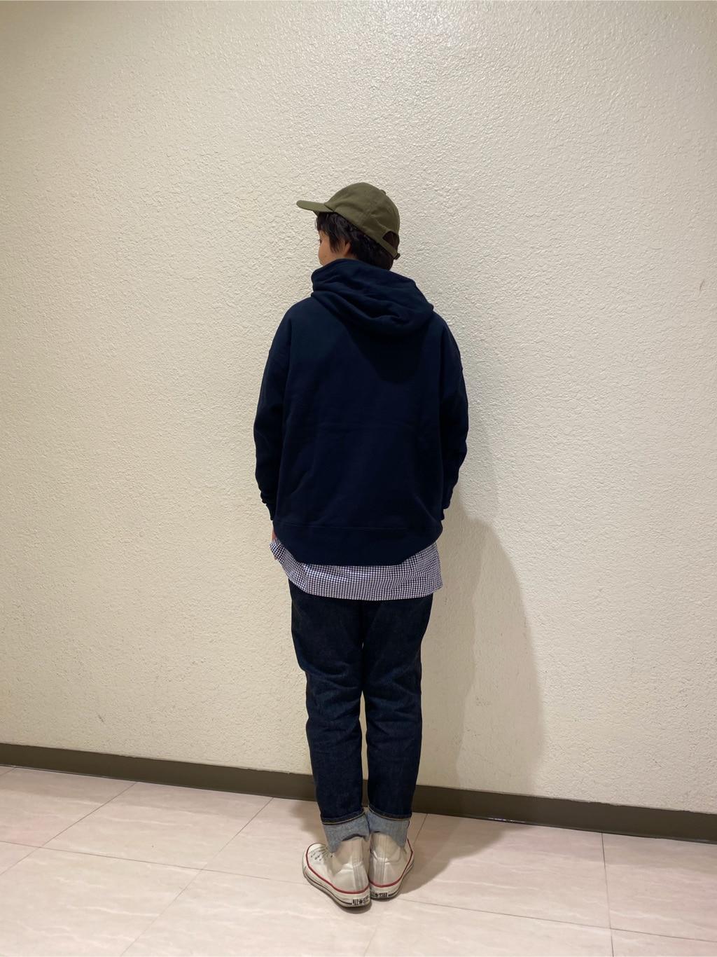 - PAR ICI CHILD WOMAN,PAR ICI ルミネ横浜 身長:160cm 2021.01.15