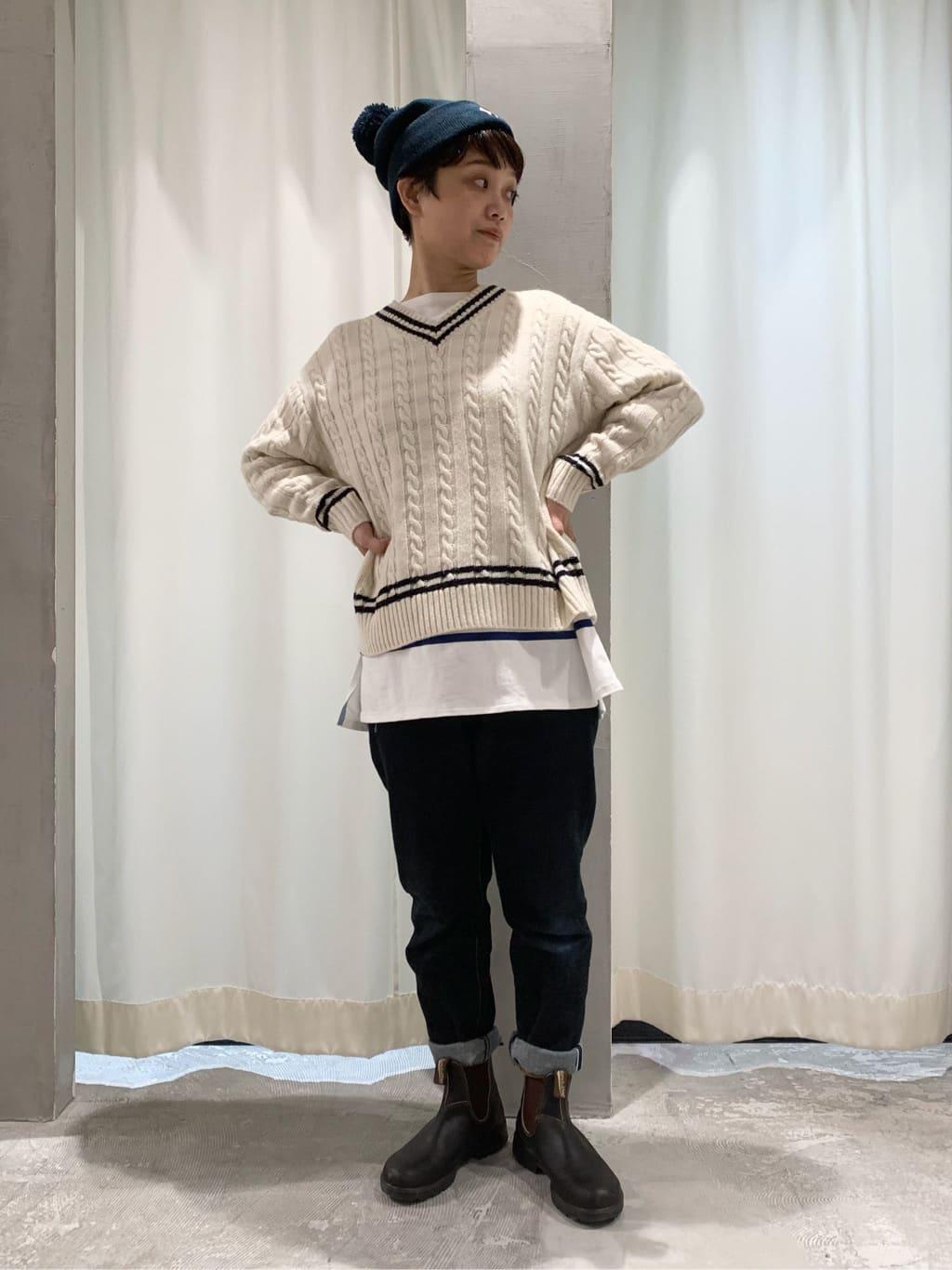 - PAR ICI CHILD WOMAN,PAR ICI ルミネ横浜 身長:160cm 2021.09.28
