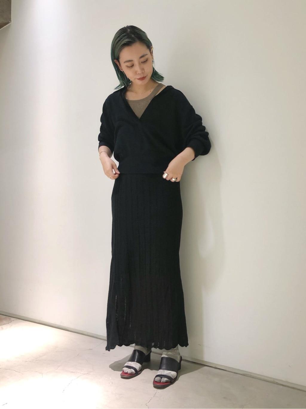 note et silence. 横浜ジョイナス 身長:160cm 2021.05.12