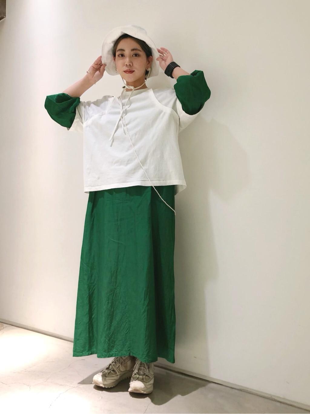 note et silence. 横浜ジョイナス 身長:160cm 2021.04.20