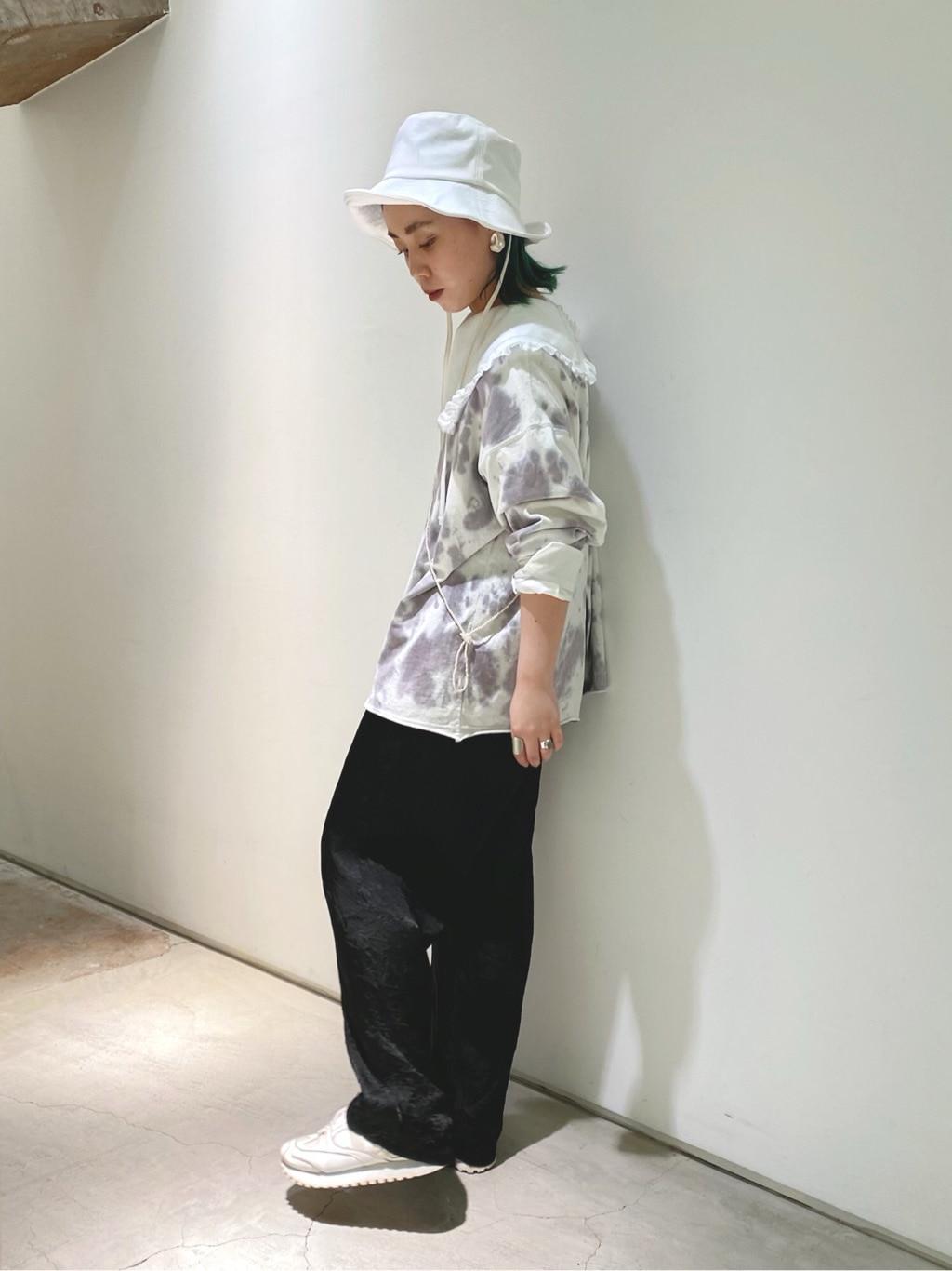 note et silence. 横浜ジョイナス 身長:160cm 2021.04.28