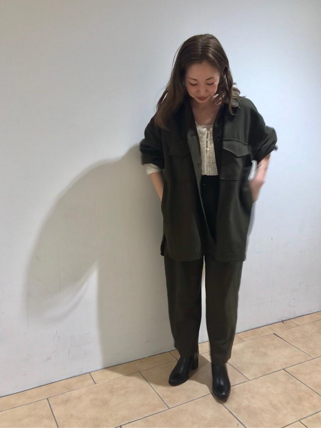 Dot and Stripes CHILD WOMAN ペリエ千葉 身長:155cm 2019.10.07