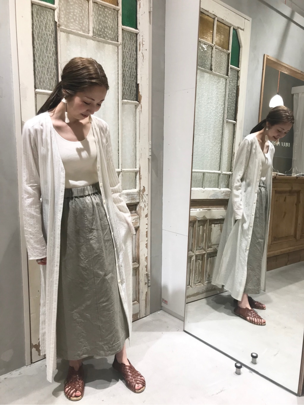 yuni 東急プラザ銀座 身長:155cm 2020.06.15