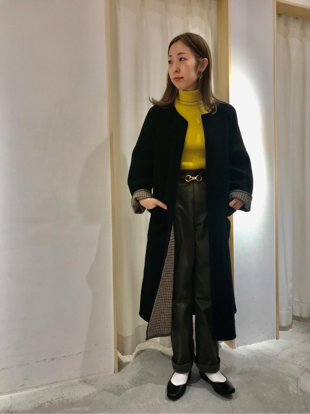 Dot and Stripes CHILD WOMAN ペリエ千葉 身長:155cm 2019.11.30