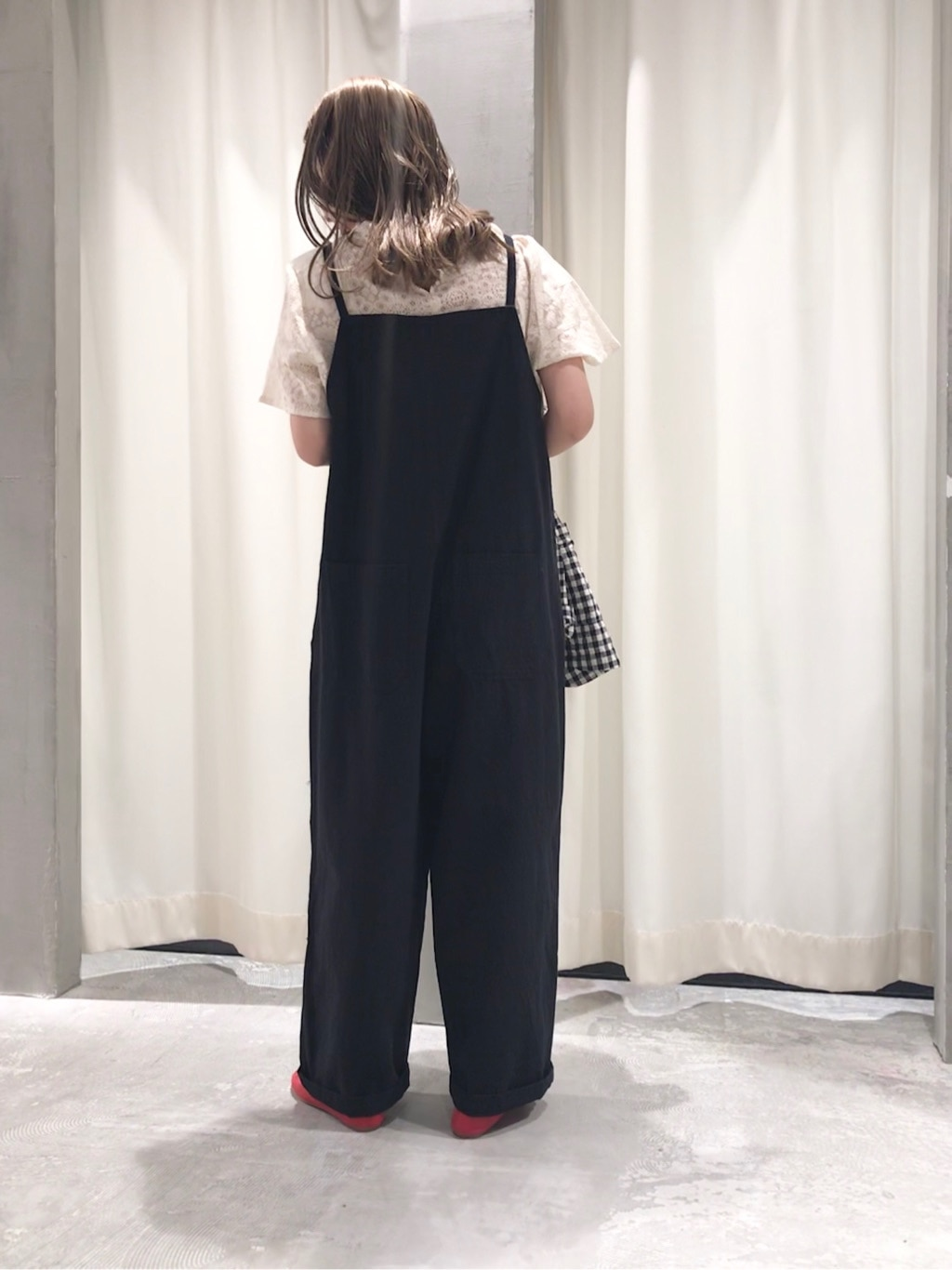 AMB SHOP CHILD WOMAN CHILD WOMAN , PAR ICI ルミネ横浜 身長:155cm 2020.03.25
