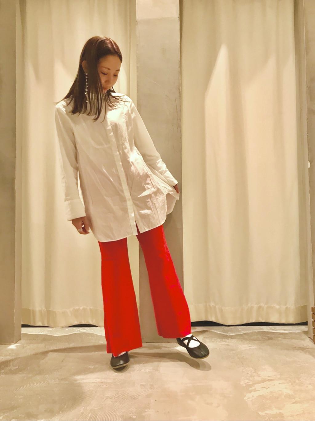 Dot and Stripes CHILD WOMAN ルミネ池袋 身長:155cm 2020.03.03