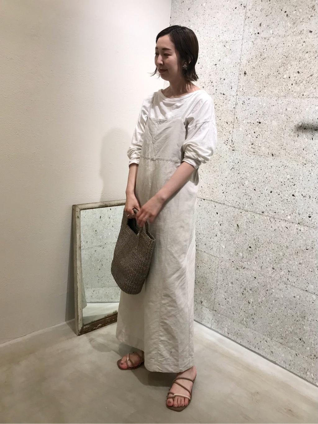 yuni ニュウマン横浜 身長:155cm 2021.05.28