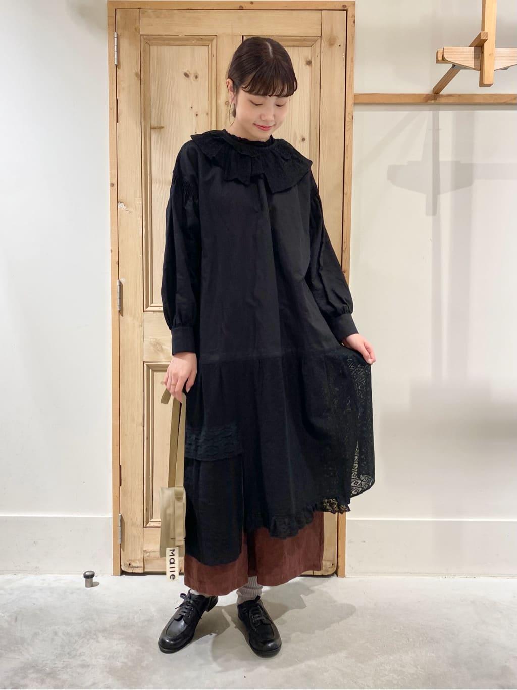 Malle chambre de charme 調布パルコ 身長:167cm 2021.09.07