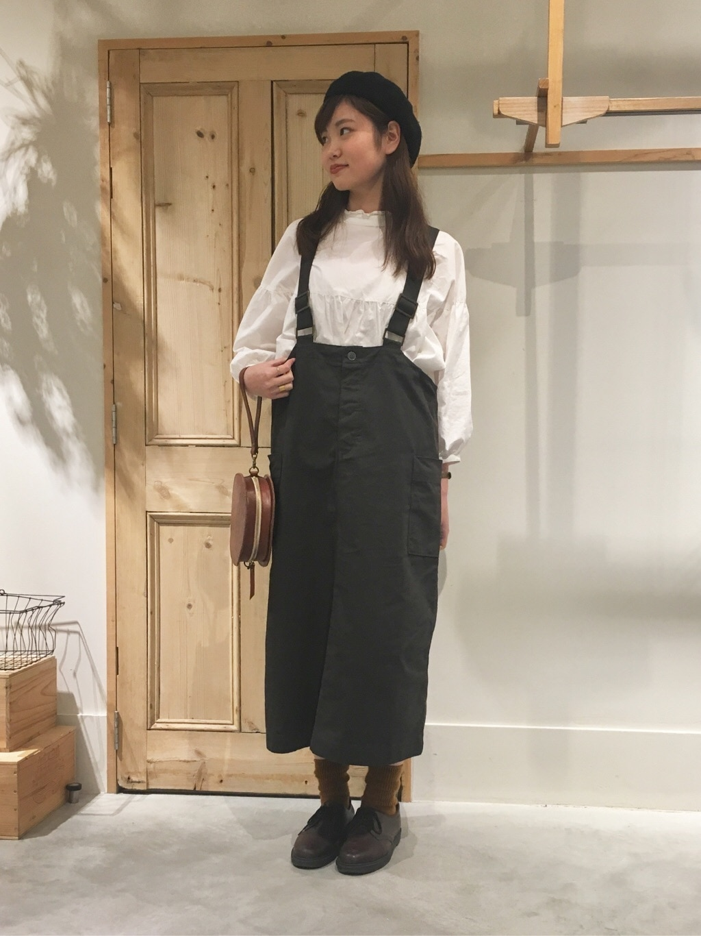 Malle chambre de charme 調布パルコ 身長:167cm 2019.10.03