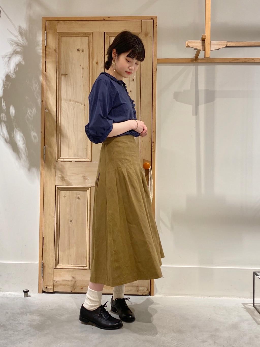 Malle chambre de charme 調布パルコ 身長:167cm 2020.06.24