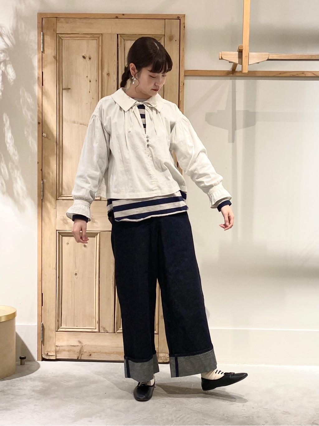 Malle chambre de charme 調布パルコ 身長:167cm 2020.12.28