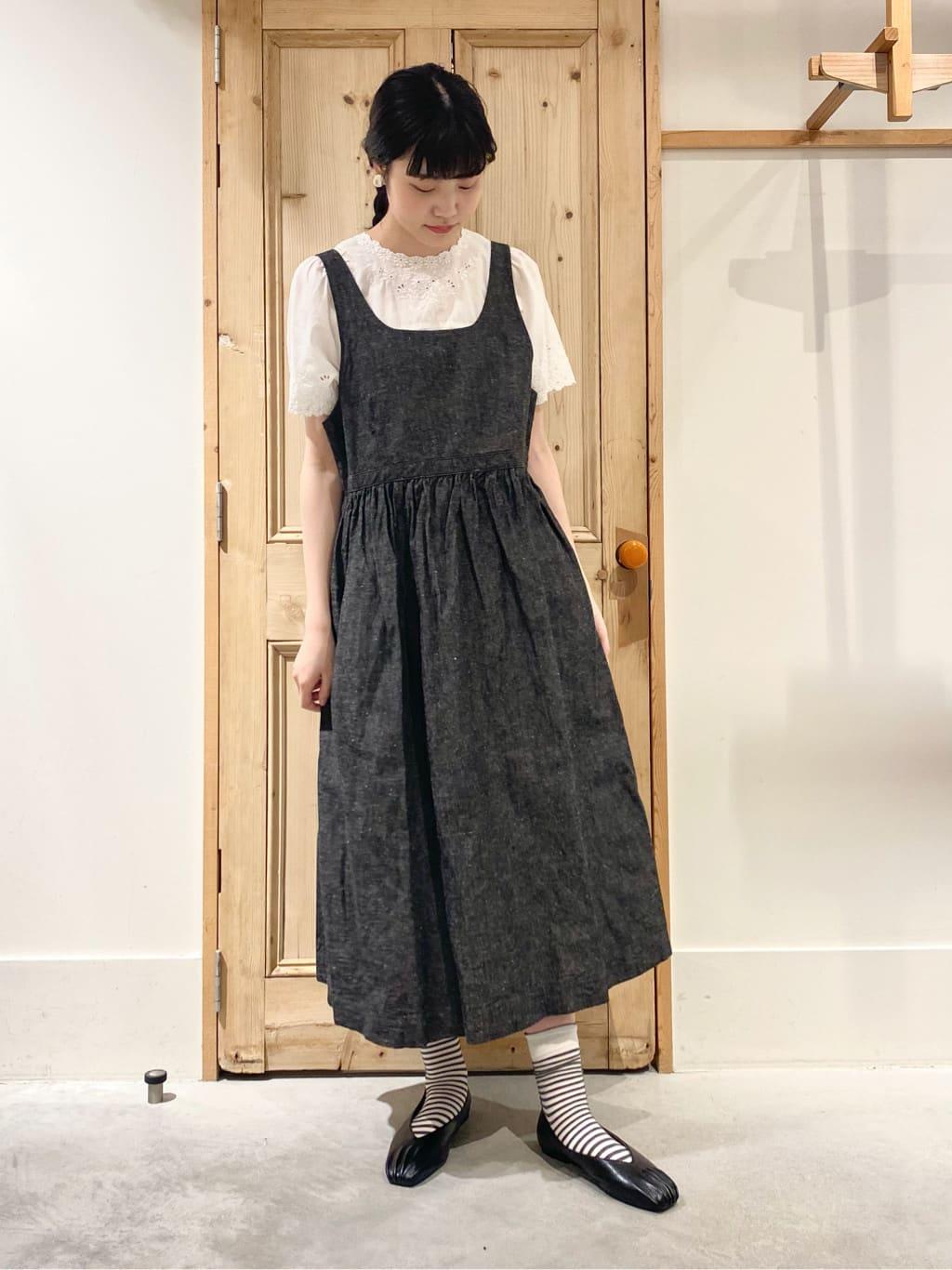 Malle chambre de charme 調布パルコ 身長:167cm 2021.07.09
