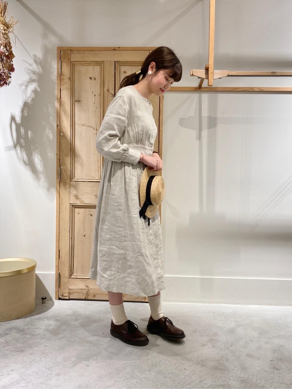 Malle chambre de charme 調布パルコ 身長:167cm 2020.03.13
