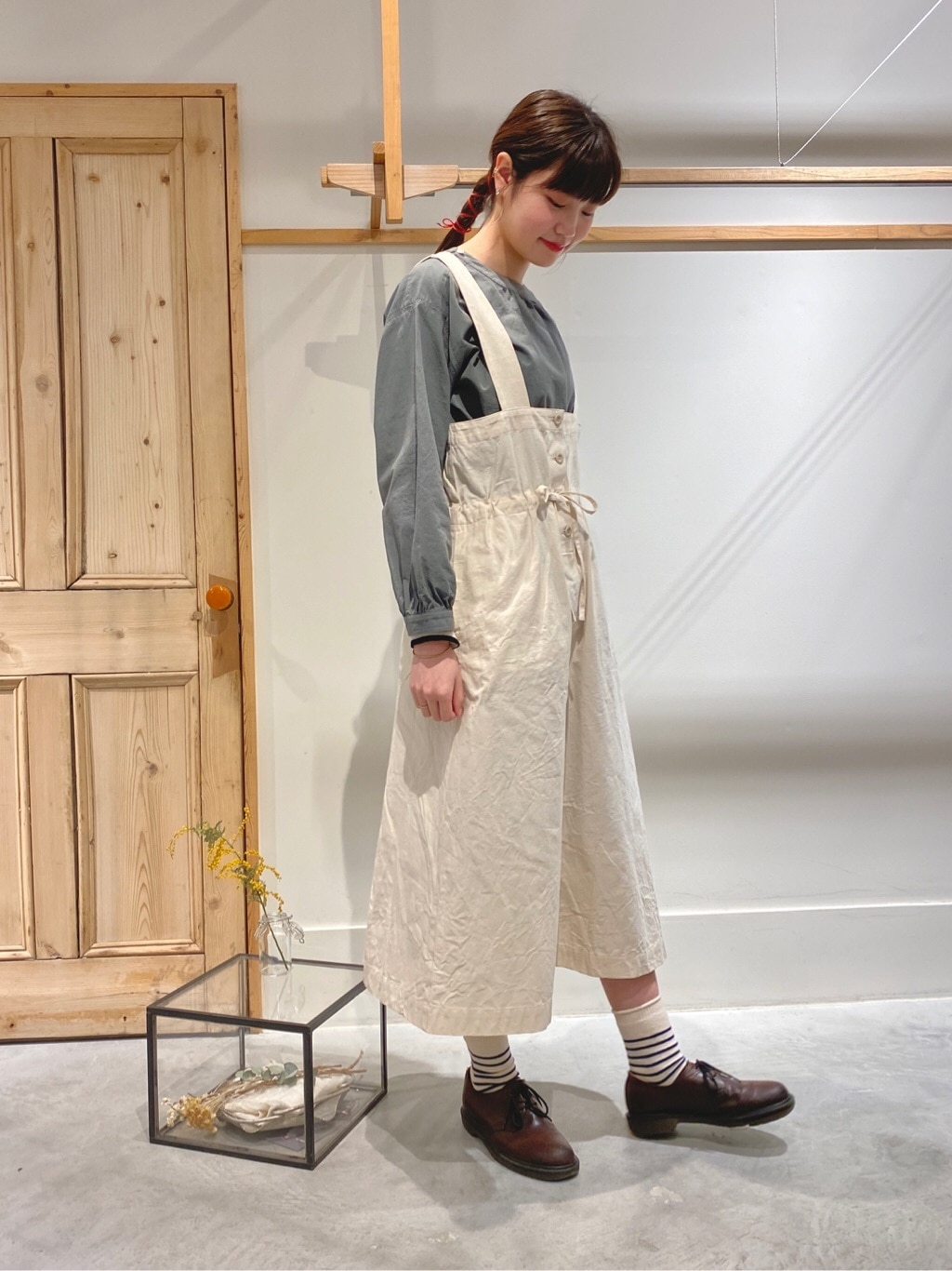 Malle chambre de charme 調布パルコ 身長:167cm 2020.03.10