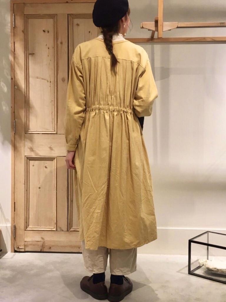 Malle chambre de charme 調布パルコ 身長:167cm 2019.10.26