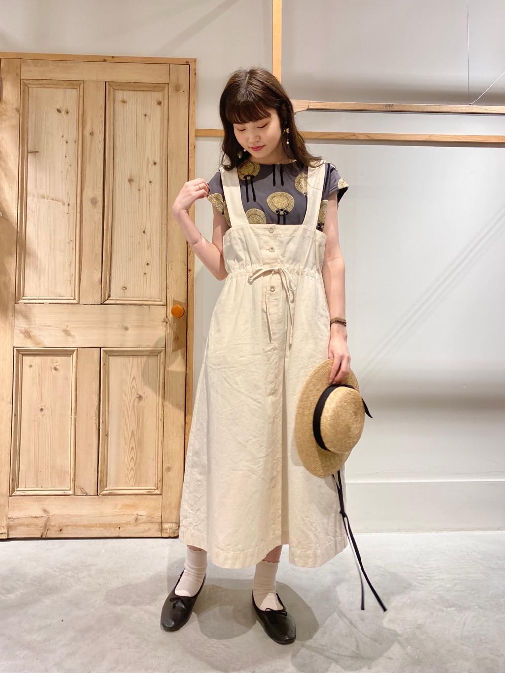 Malle chambre de charme 調布パルコ 身長:167cm 2020.06.10
