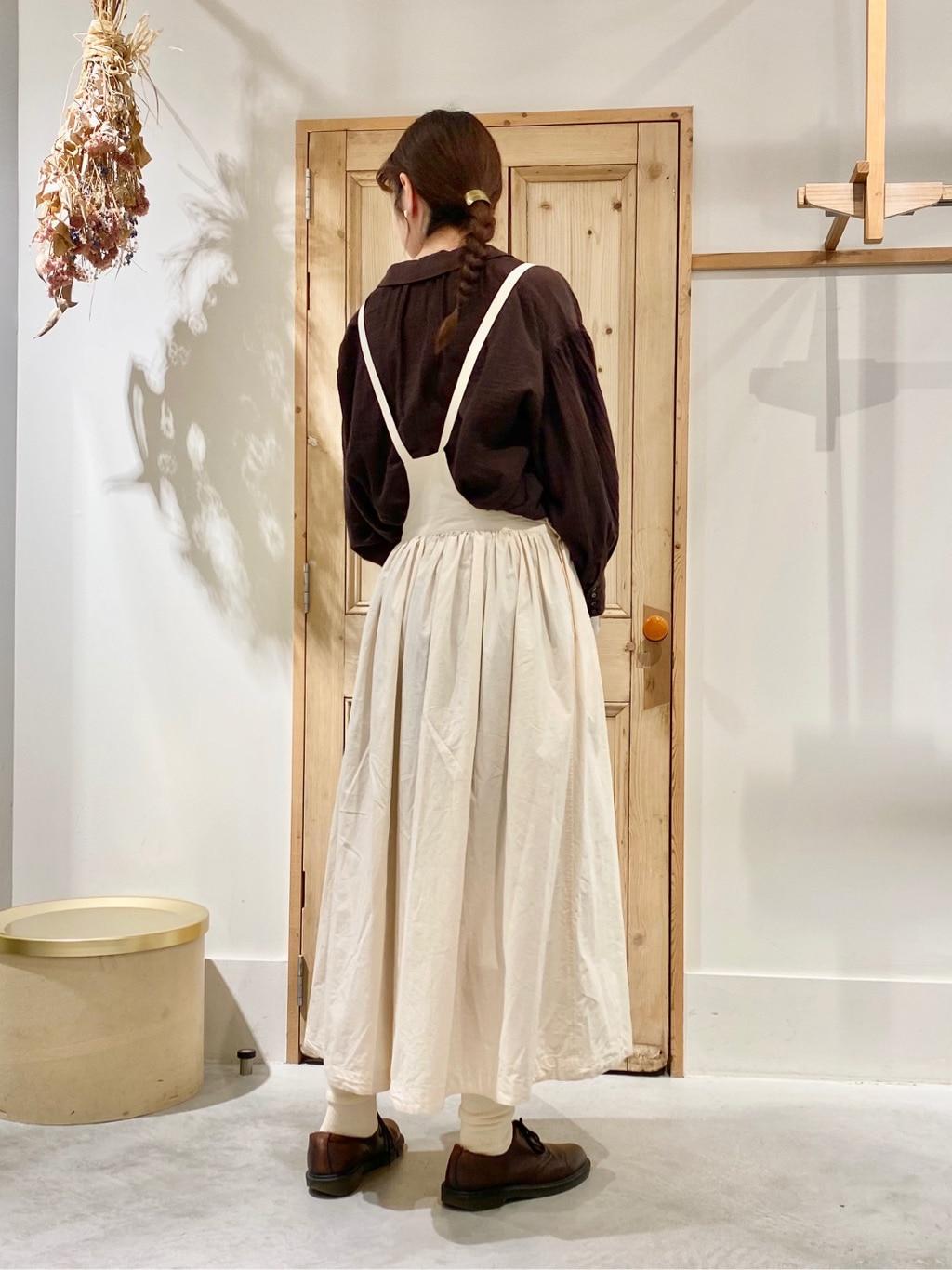 Malle chambre de charme 調布パルコ 身長:167cm 2020.10.06