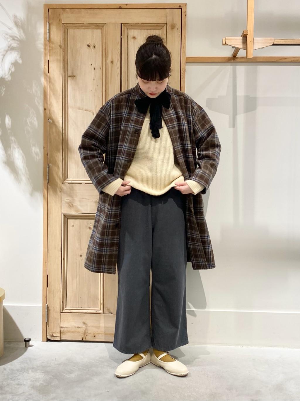 Malle chambre de charme 調布パルコ 身長:167cm 2020.10.26
