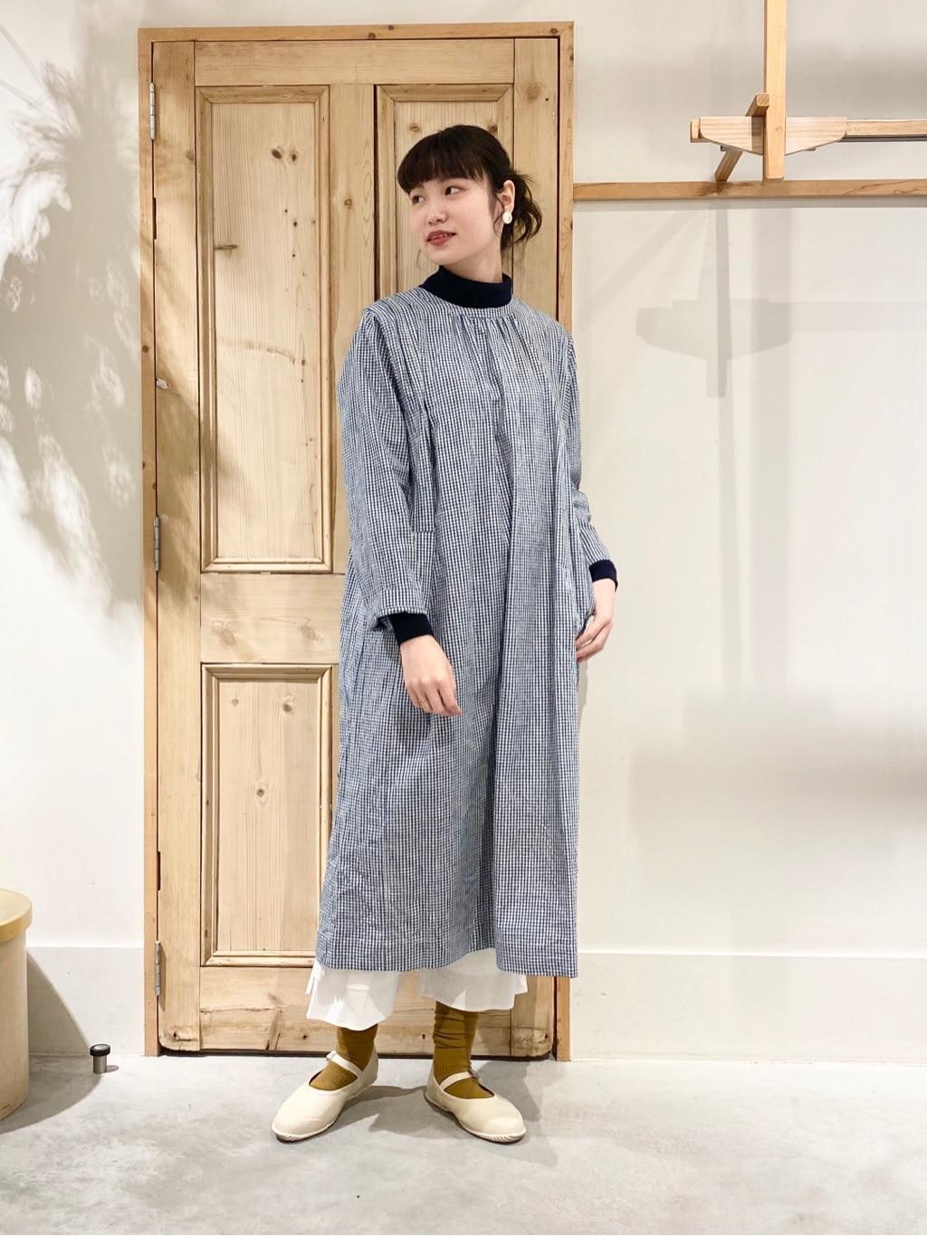 Malle chambre de charme 調布パルコ 身長:167cm 2020.10.27